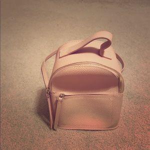 Handbags - Cute  Rose-gold Mini Backpack